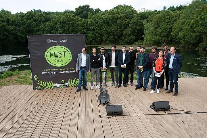 Presentacion de Fest Galicia