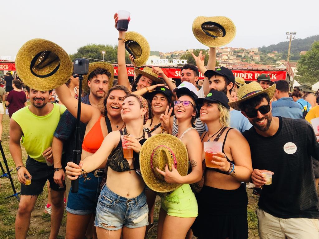 festival sonrías baixas público