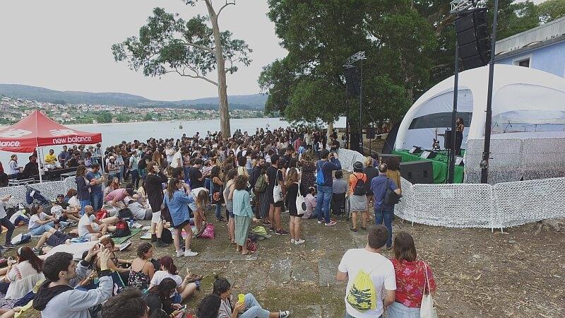 festival sinsal escenario