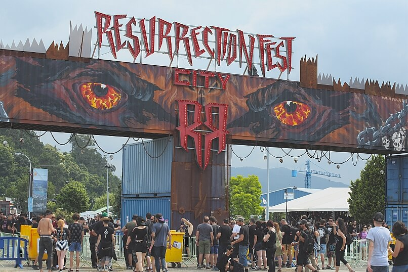 resurrection fest festival