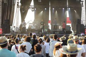 festival vive nigrán escenario