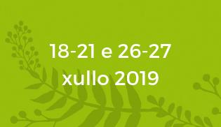 17 Ribeira Sacra Festival datas 2019