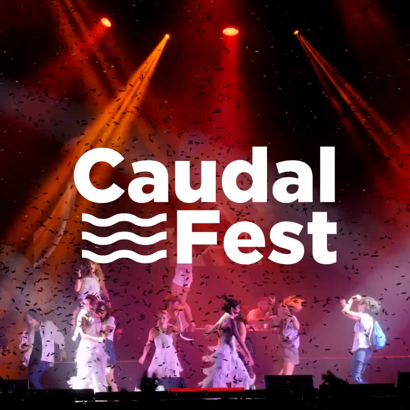 Caudal Fest festival Fest Galicia
