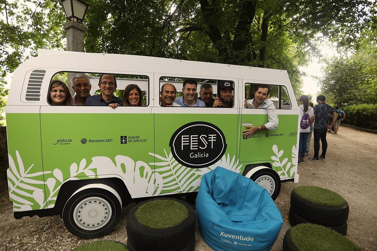 Fest Galicia presentacion PortAmerica 2019