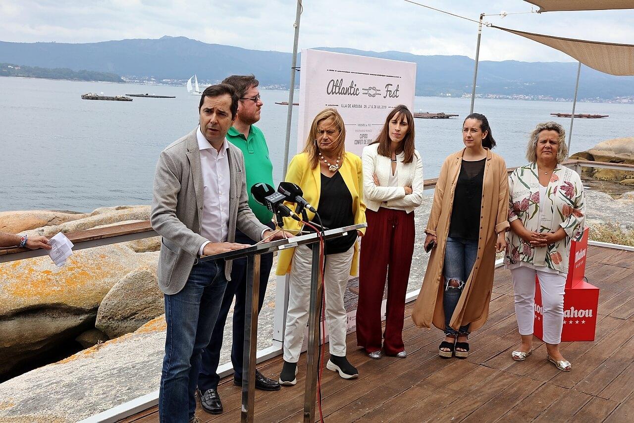 jacobo sutil agadic fest galicia atlantic fest 2019
