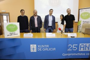 presentacion estudo impacto fest galicia sobre atlantic fest 2019