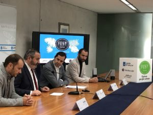 presentacion estudo impacto 17º Ribeira Sacra 2019 Fest Galicia rolda