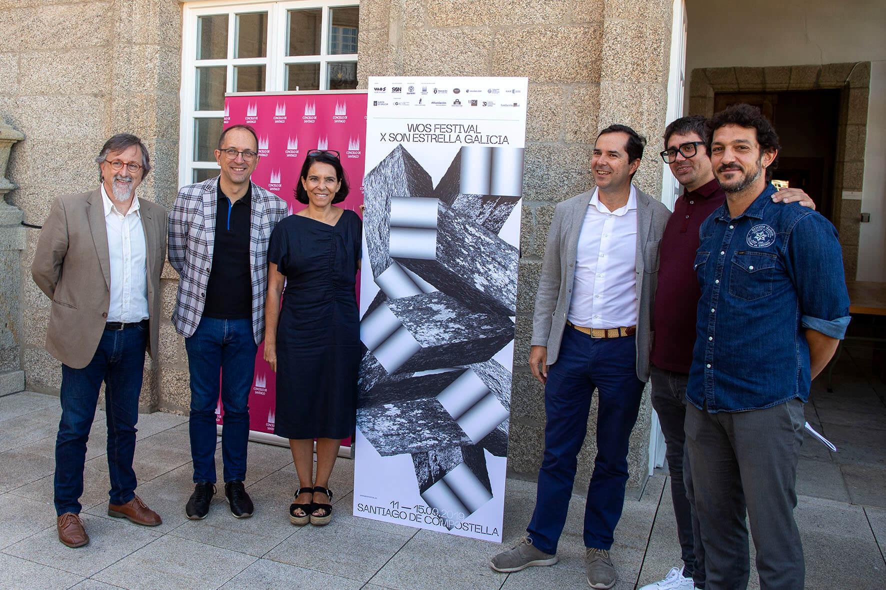 presentacion wos festival 2019 santiago compostela