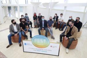 Fest Galicia 2020 reunion conselleiro festivais 1