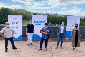 Rolda de prensa festival Mare Compostela 2020