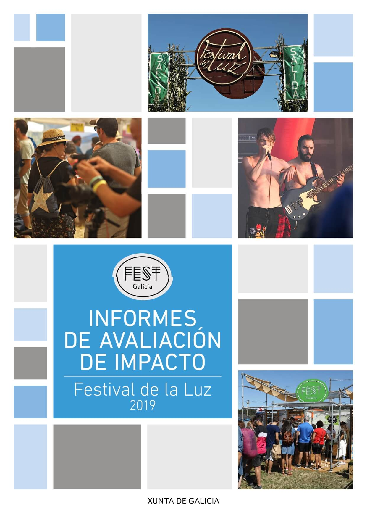 Fest Galicia informe Festival de la Luz 2019