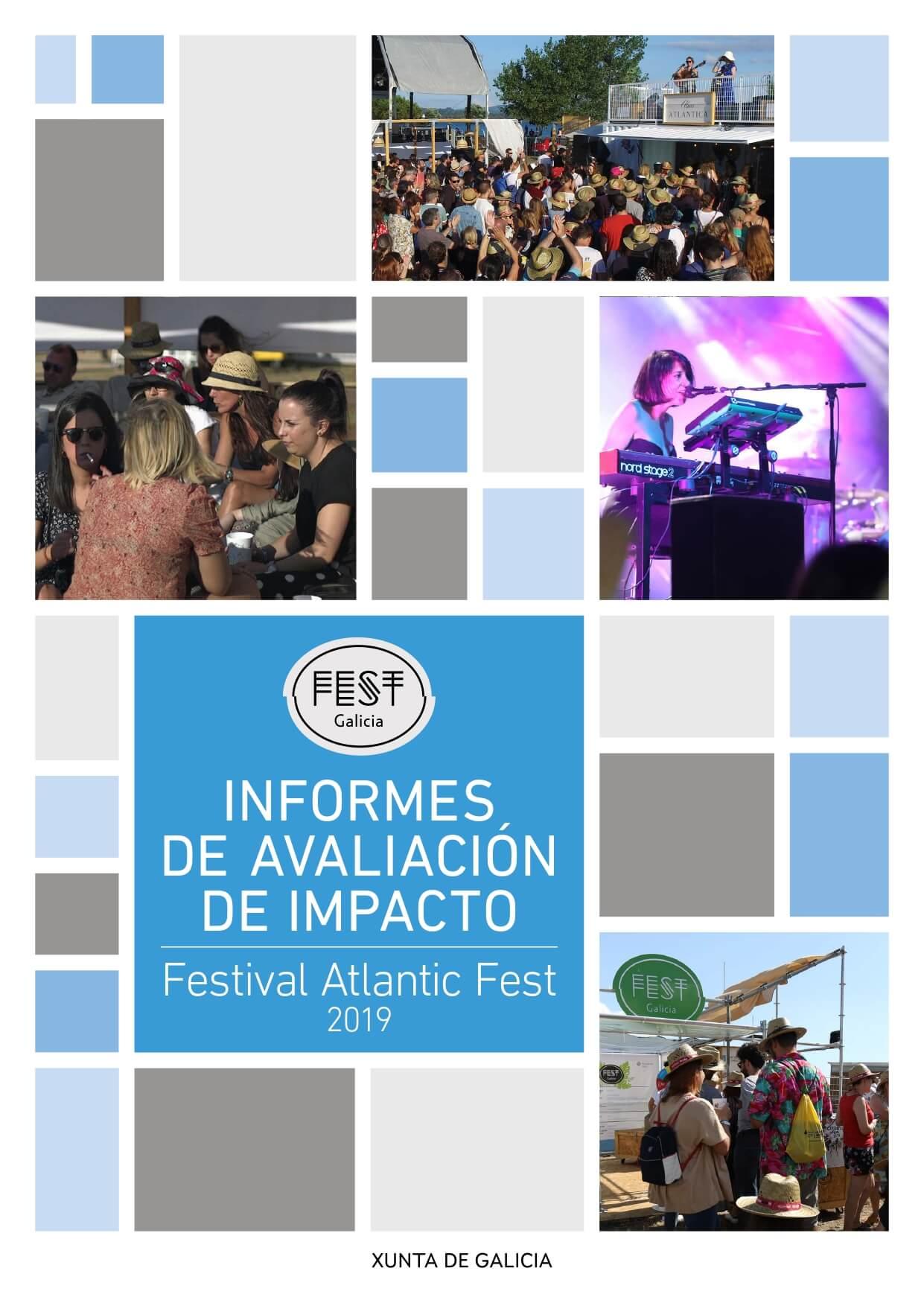 Fest Galicia informe Atlantic Fest 2019