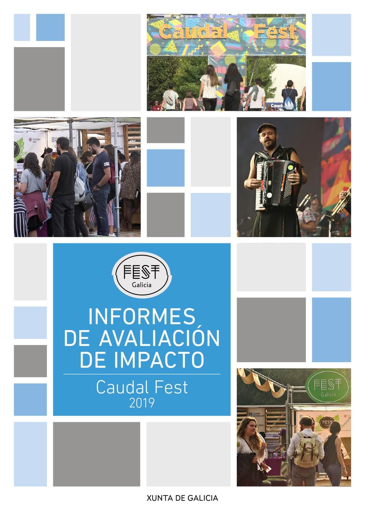 Fest Galicia informe Caudal Fest 2019