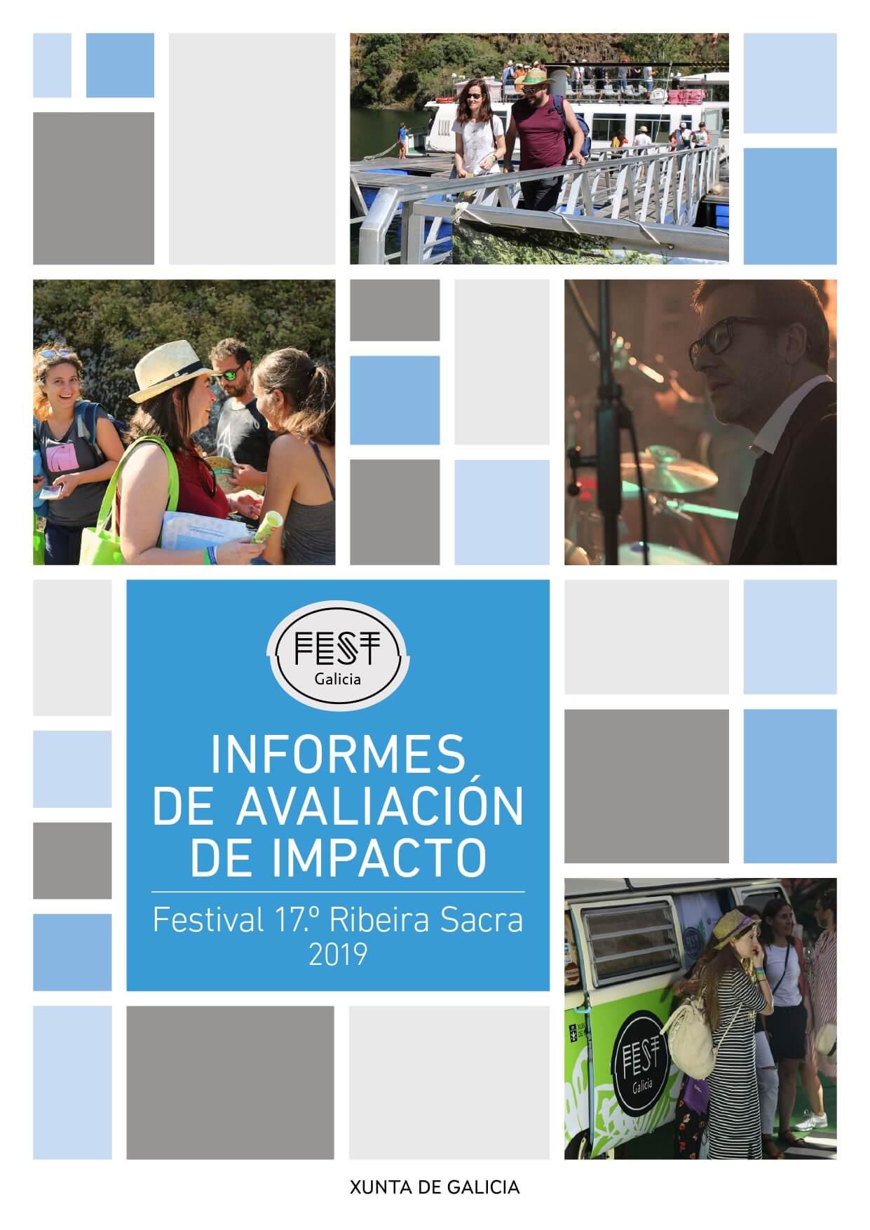 Fest Galicia informe Ribeira Sacra Festival 2019