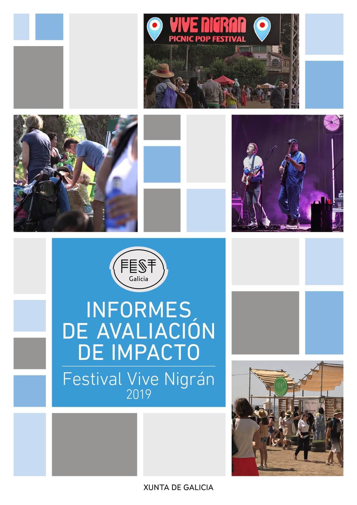Fest Galicia informe Vive Nigran 2019