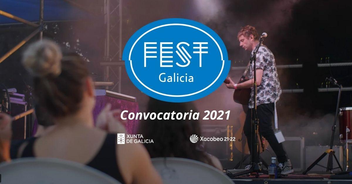 adhesion convocatoria Fest Galicia 2021